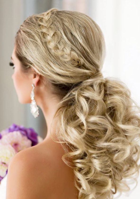 Wedding Hairstyle: Elstile...