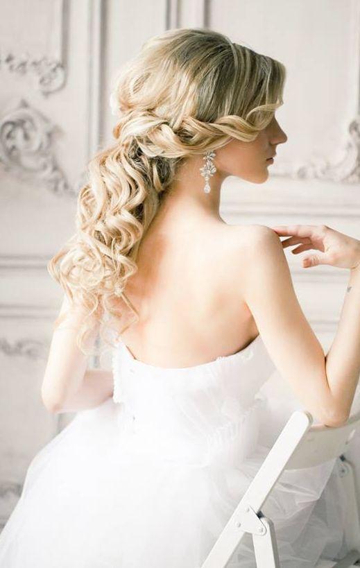 Wedding Hairstyle: Elstile...