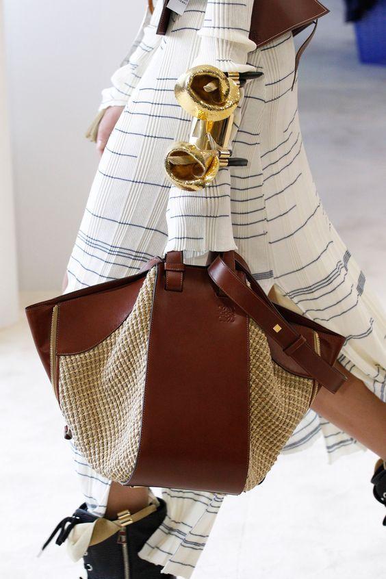 Loewe Handbags Collection & more details...