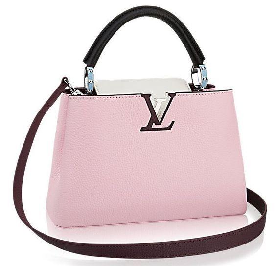 Louis Vuitton Handbags Collection & more details...