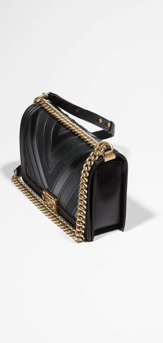 Chanel Handbags Collection & more details...