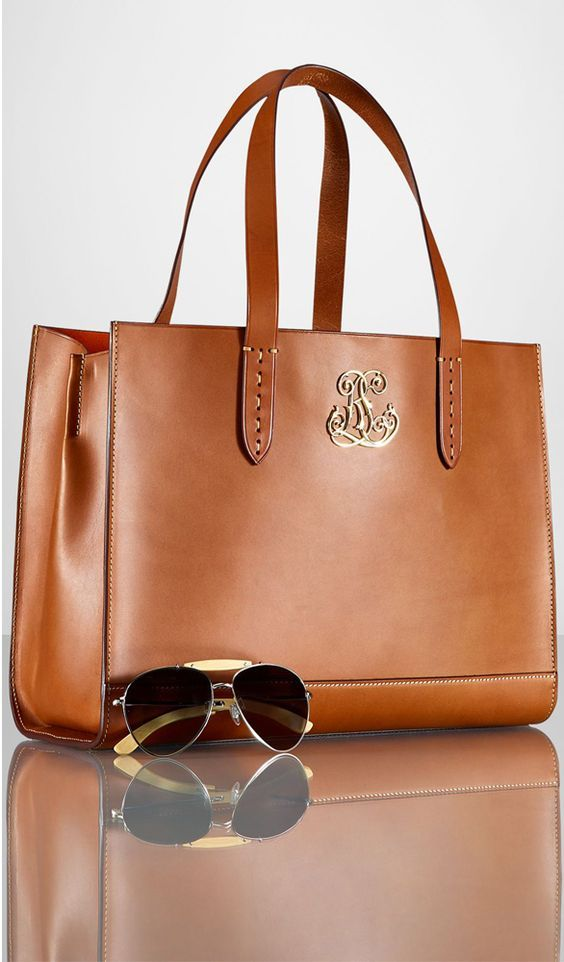 Ralph Lauren Handbags Collection & more details...