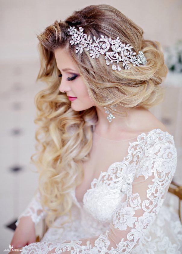 Featured Hairstyle:Anna Komarova Hair&Makeup School;www.websalon.su; Fea...