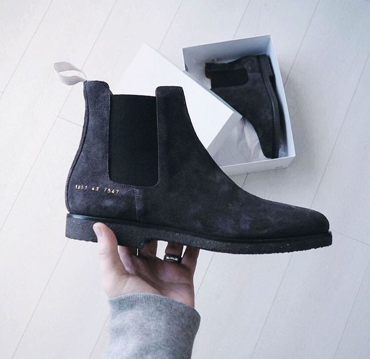 Common Projects : Chelsea Boot