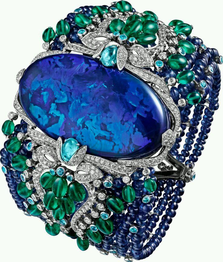 Bracelet by Cartier...