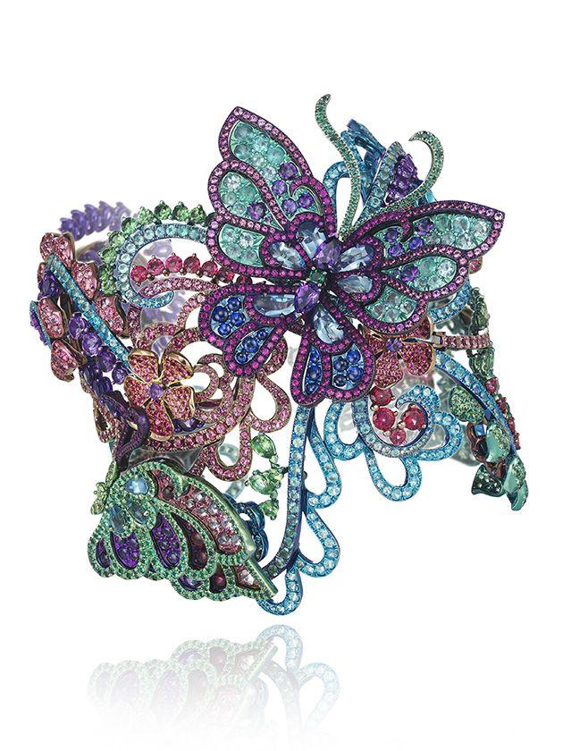 Chopard Semaine de la Couture Paris Haute Joaillerie 2016 more on theblogjewelry...