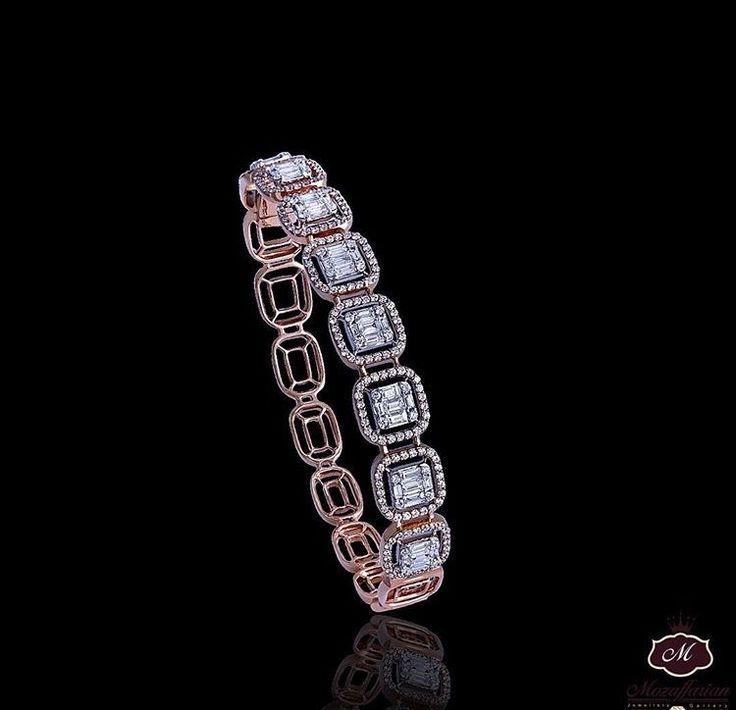 GABRIELLE'S AMAZING FANTASY CLOSET | Emerald and Brilliant-Cut Diamonds moun...