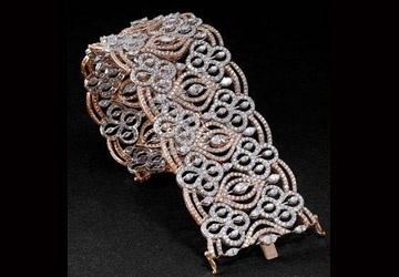 Stunning diamond bracelet ♥...