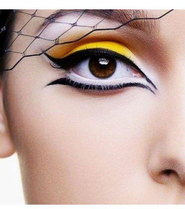 14. Open Eyeliner   17 Great Eyeliner Hack for Makeup Junkies   Makeup Tutorial...