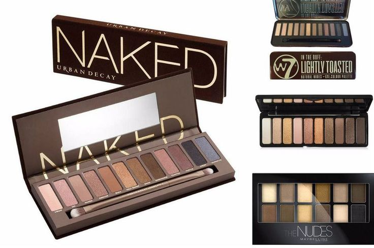Budget-Friendly Urban Decay Eyeshadow Dupes You Should Try...