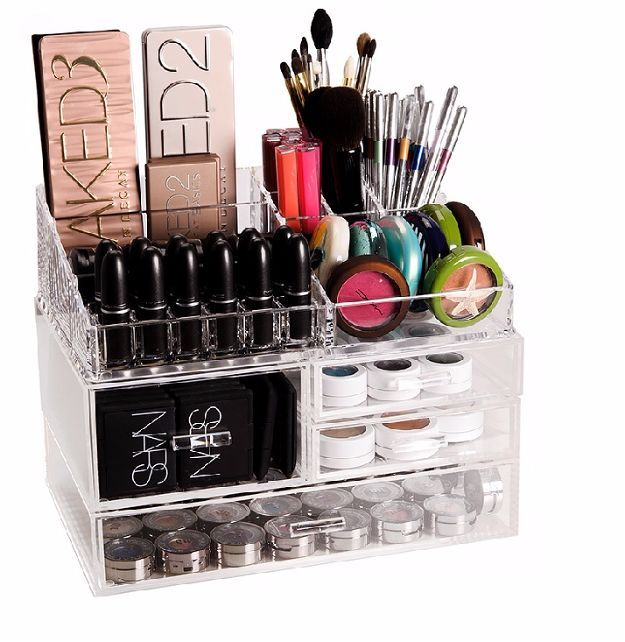 Compact | Cool Makeup Organizers To Give Your Makeup A Proper Home...