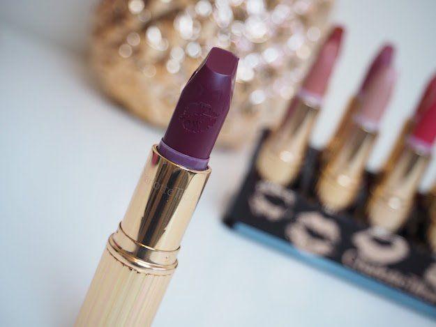 Hel's Bells by Charlotte Tilbury   13 Winter Lipstick Shades Your Makeup Bag...