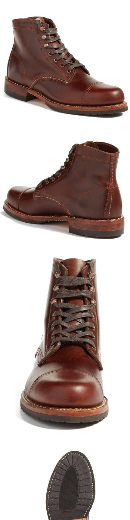 $277.90  Men's Wolverine 'Adrian' Cap Toe Boot men shoes  Available ...