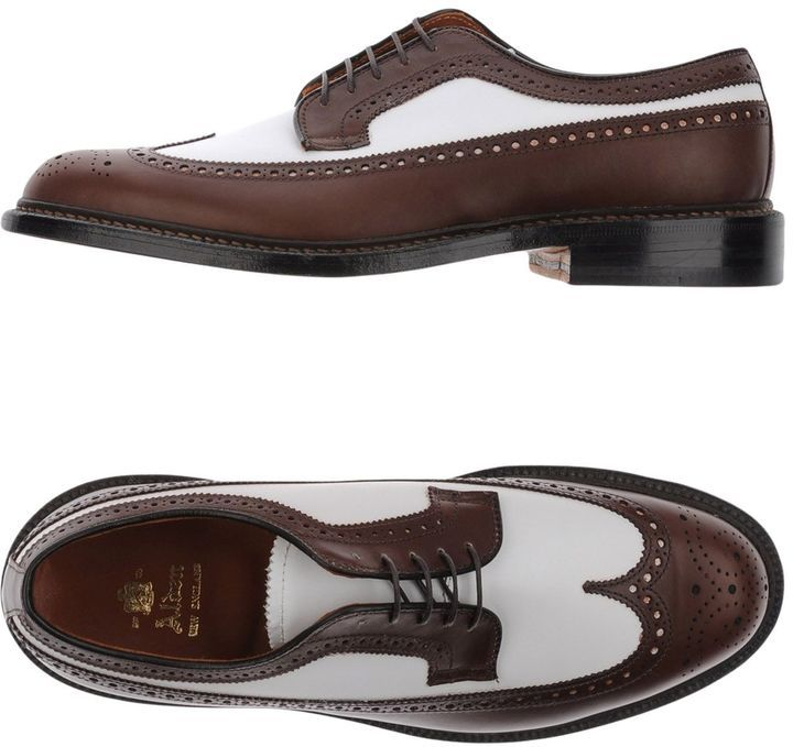 ALDEN Lace-up shoes...