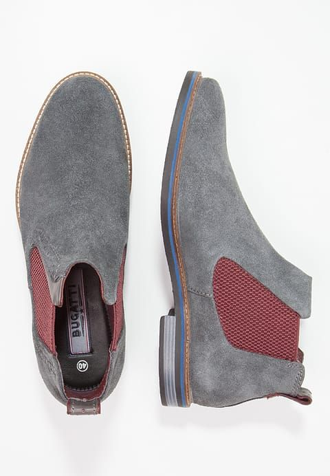 promo code a3703 47606 The Best Men's Shoes And Footwear : Bugatti Boots - grau ...