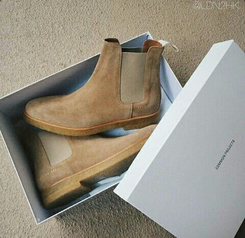 Chelsea boots...