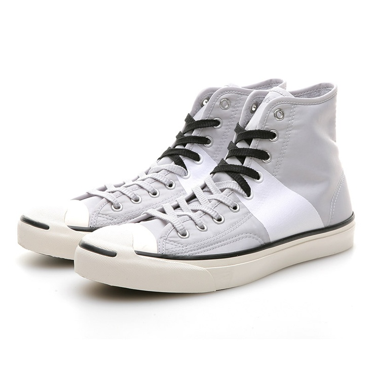 CONVERSE, JP JOHNNY WELD SNEAKERS: welding fabric for that sick stripe. #convers...