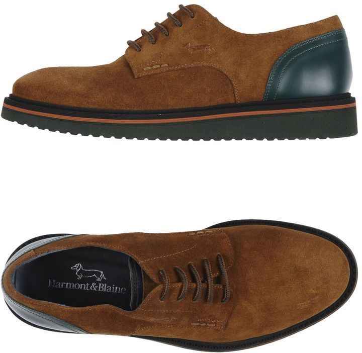 HARMONT & BLAINE Lace-up shoes