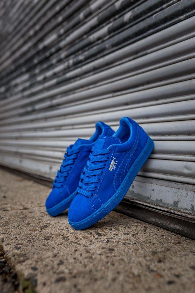 low priced 2eee2 ae888 The Best Men's Shoes And Footwear : Puma Suede Classic ICED ...
