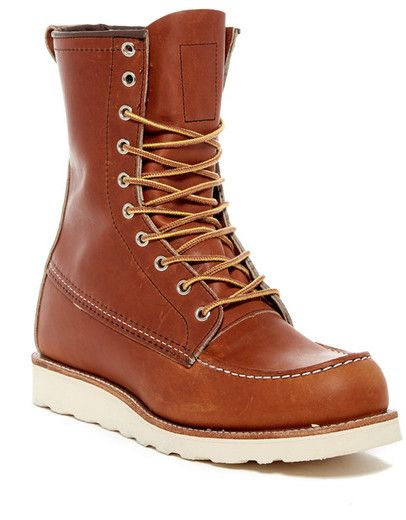 RED WING Moc - Factory Second Boot