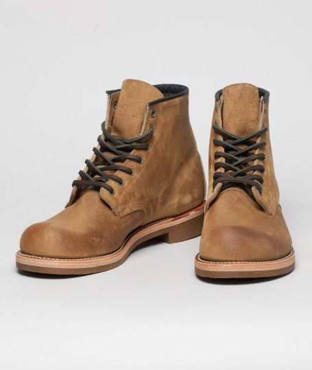 Red Wing - Munson Boot (Nigel Cabourn)