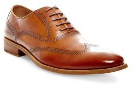 Steve Madden Leather Wingtip Oxfords
