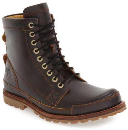 Timberland Earthkeepers Plain Toe Boot...