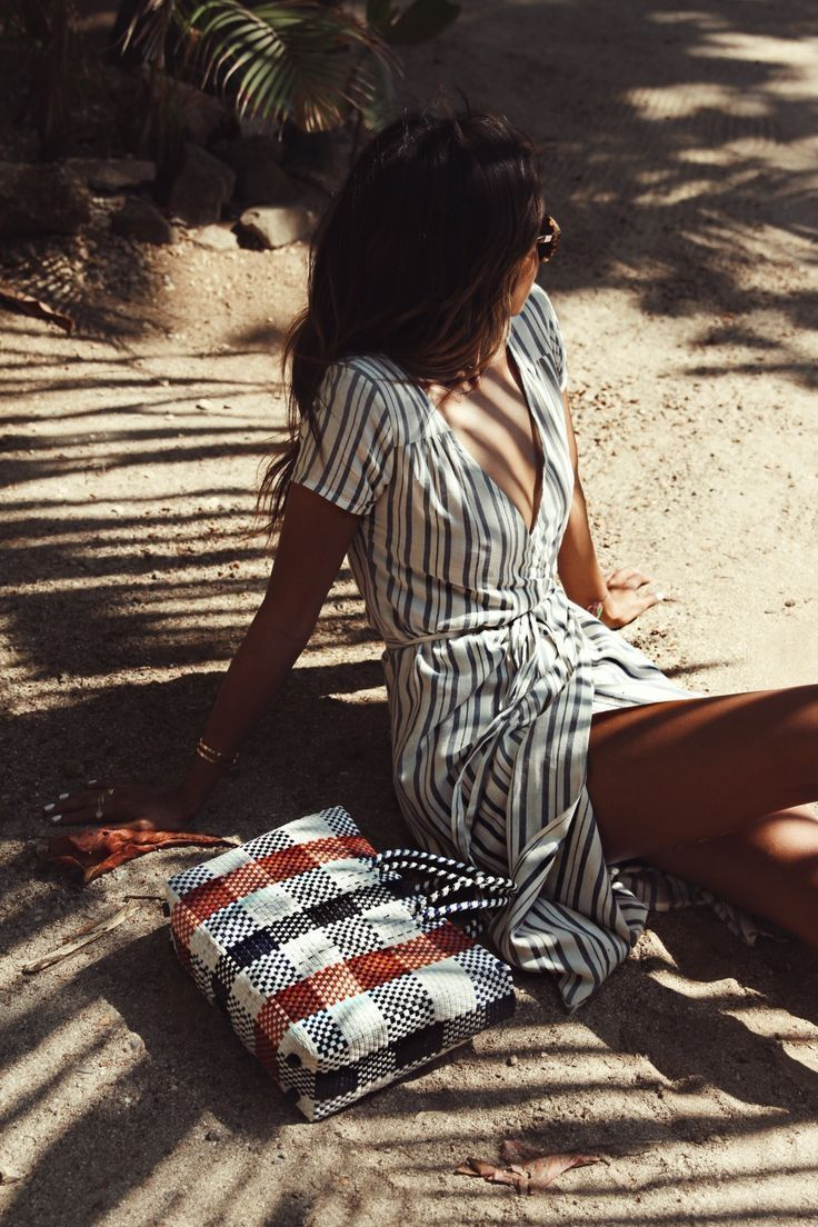 Seaside hangs with Sincerely Jules in the 'Right Side' Dress || Sincerel...