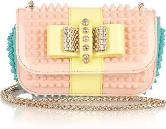 Christian Louboutin Handbags Collection...