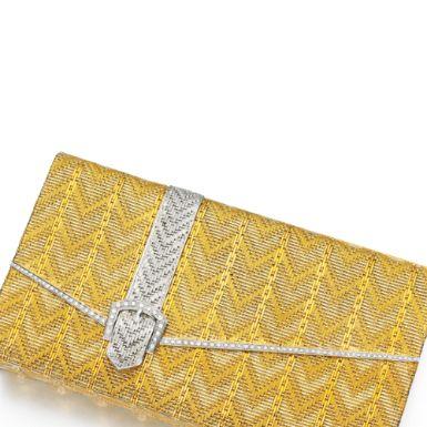 Lady's diamond evening bag   lot   Sotheby's...
