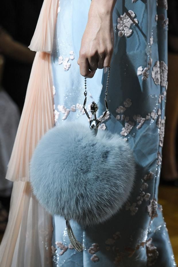 Ulyana Sergeenko, Fall Winter 2016 Haute Couture...