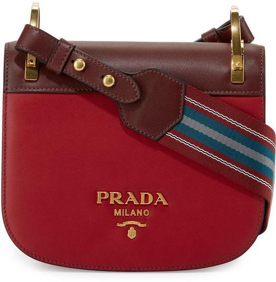 Prada Handbags Collection & more details...