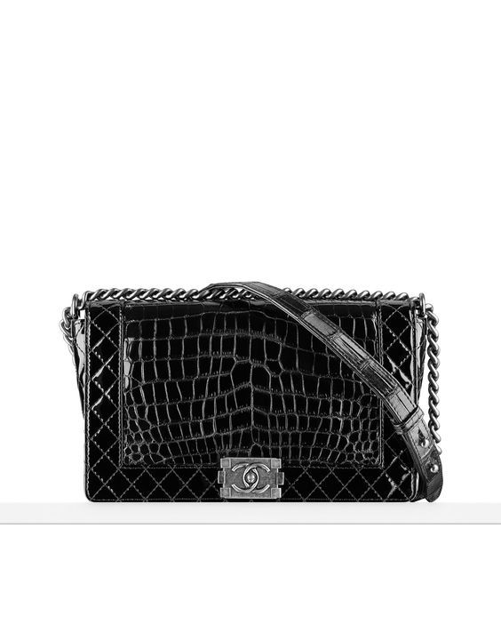 Chanel Boy  Handbags Collection & more details...