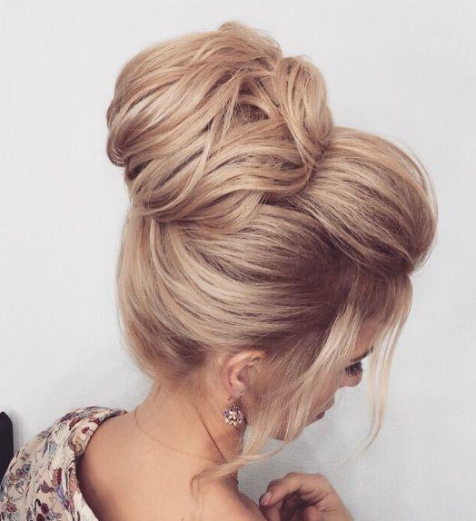Featured Hairstyle:Elstile;www.elstile.ru; Wedding hairstyle idea.