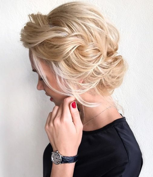 Wedding Hairstyle Inspiration - Hair by Zolotaya