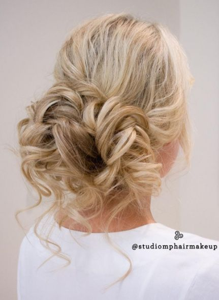 Wedding Hairstyle Inspiration - Studio Marie-Pierre
