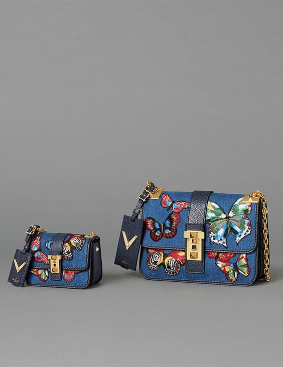 Valentino Handbags Collection & more details