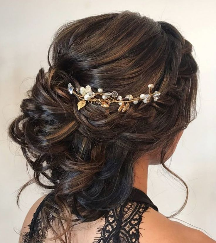 Wedding Hairstyle Inspiration - Hair and Makeup by Steph