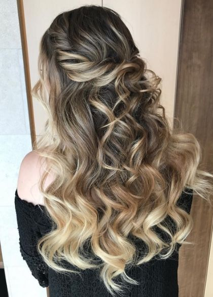 Wedding Hairstyle Inspiration - Hair and Makeup Girl (HMG
