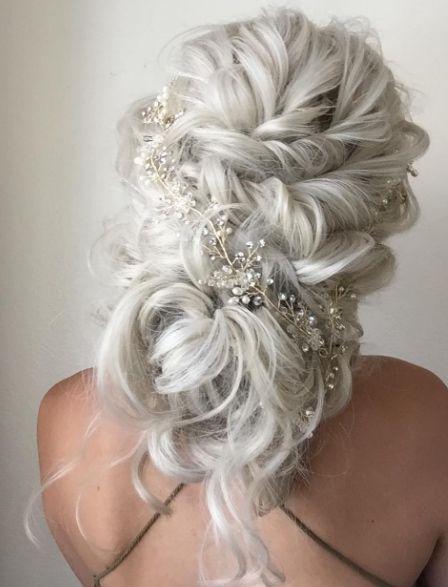 Wedding Hairstyle Inspiration - Alisha Jared (alishajaredhairartistry