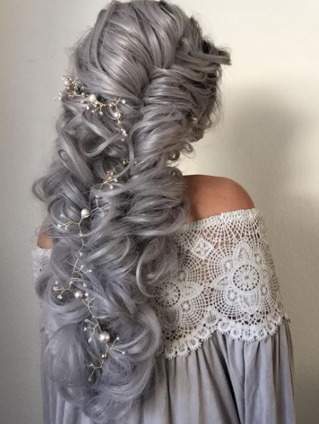 Wedding Hairstyle Inspiration - Alisha Jared (alishajaredhairartistry
