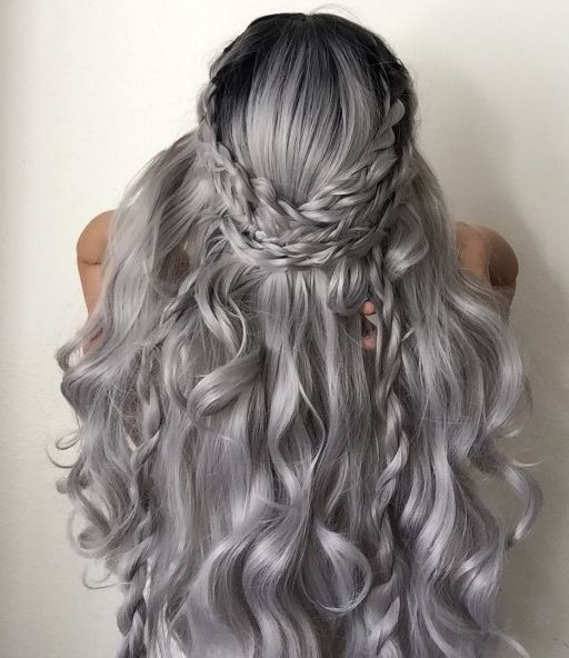 Wedding Hairstyle Inspiration - Alisha Jared (alishajaredhairartistry)