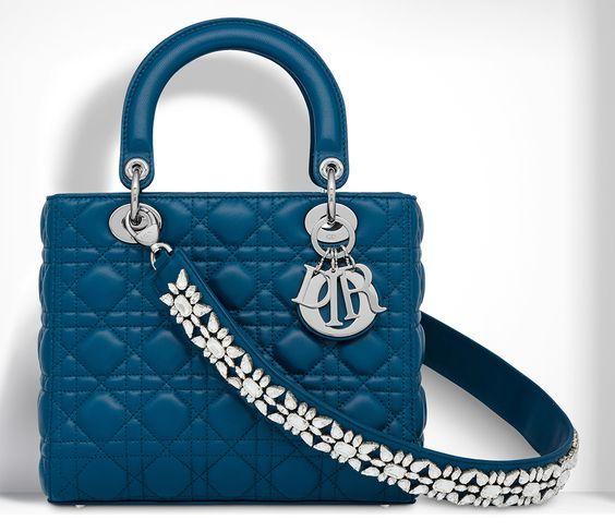 Lady Dior  Handbags Collection & more