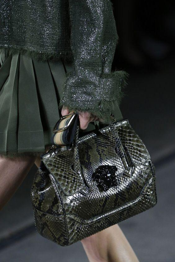 Versace Handbags Collection & more details