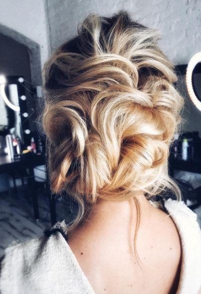 Featured Wedding Hairstyle:tonyastylist (Tonya Pushkareva);www.instagram.com...