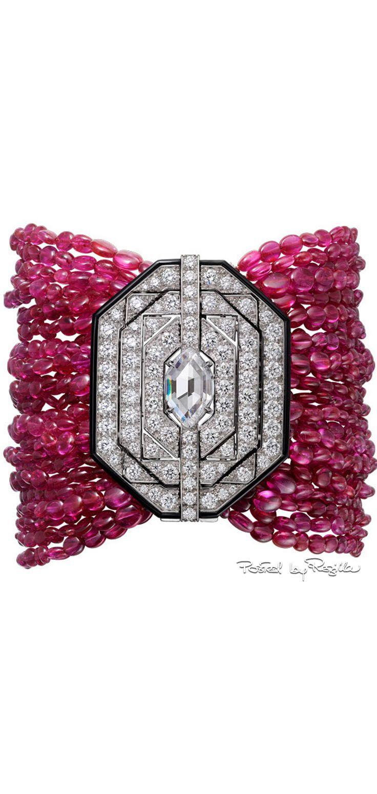 Ruby and Diamond Bracelet...