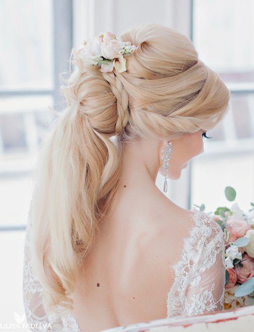 Featured Hairstyle: Websalon Wedding, Anna Komarova, Featured Photo: Liliya Fade...