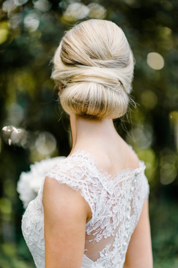Featured Photographer:Caroline Lima Photographer; wedding hairstyle idea