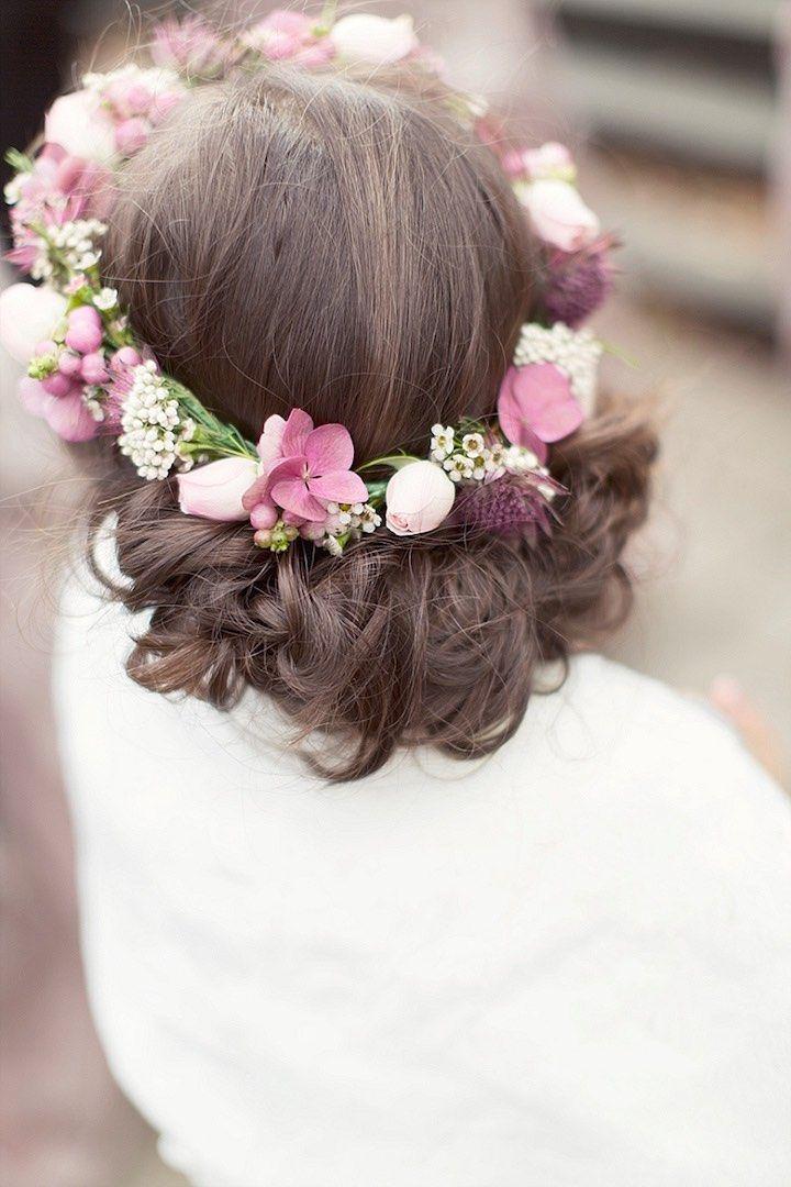 Featured Photographer: Craig And Eva Sanders Photography; Wedding hairstyle idea...