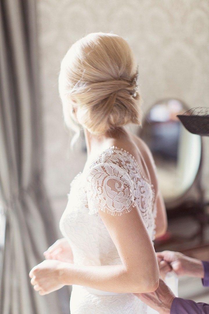 Featured Photographer: Craig and Eva Sanders; Wedding hairstyle idea....